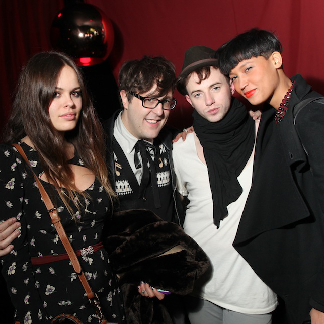 3.1 Philip Lim + Kanon Organic Vodka after-show party with Venus X, Theophilus London, Mia Moretti