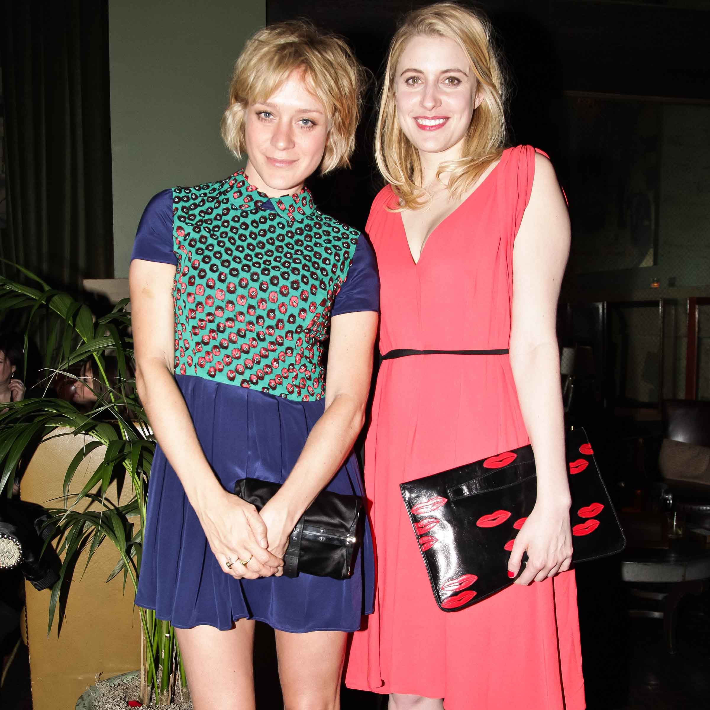 "THE CINEMA SOCIETY with TOWN & COUNTRY and BROOKS BROTHERS host the after party for ""Damsels in Distress"""