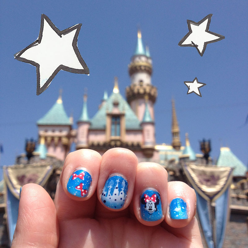 Disneynails