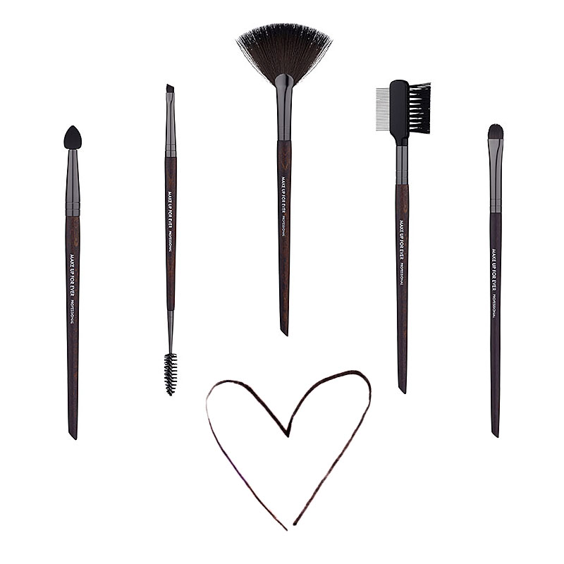 MakeUpForeverbrushes