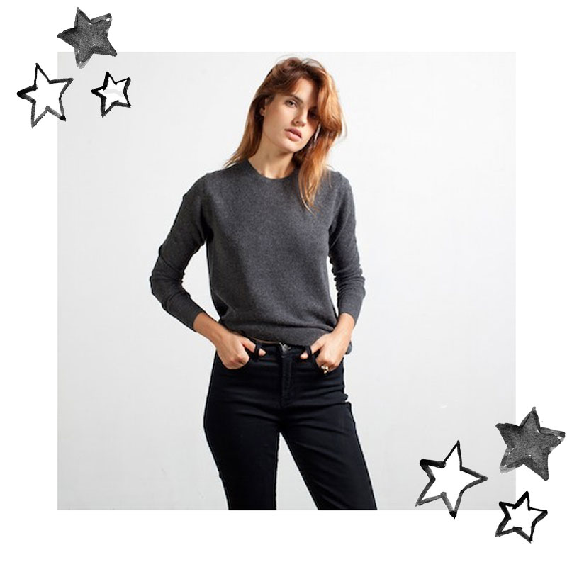 Everlane's Gorge Cashmere Sweaters Won't Pill Or Cost You Your ...