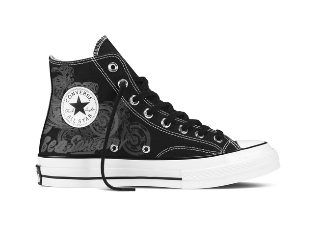 That Sick Andy Warhol x Converse Collaboration Is Out This Week