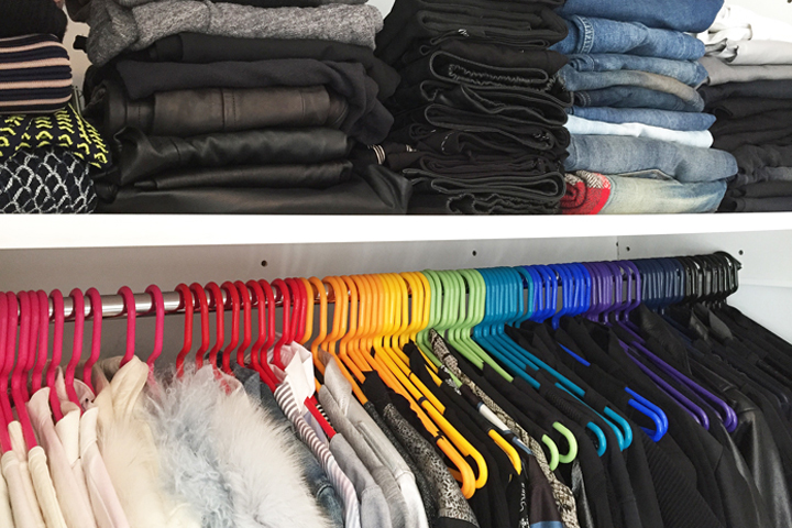From Stuffed To Spacious: May's Closet Transformation