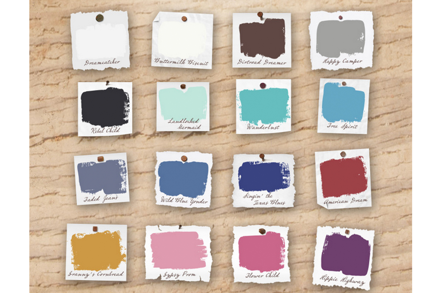 DIY-ers Rejoice: The Junk Gypsy Paint Collection Will Paint Just About Any Surface