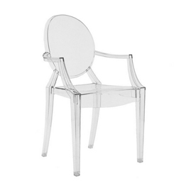 Kartel Louis Ghost Chair