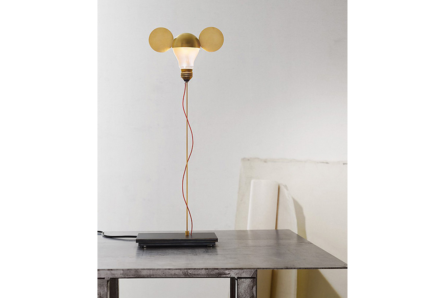 The I Ricchi Poveri Toto Table Lamp Is High Design For Disney Fanatics