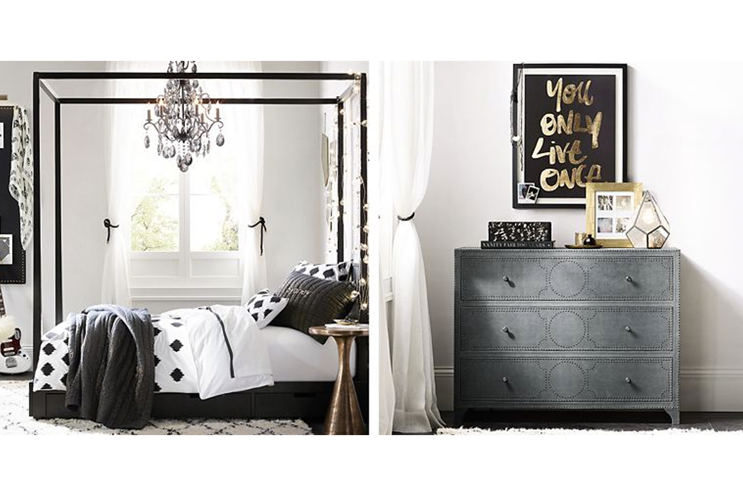 Restoration Hardware's Teen Line Is Going To Thrill You, Even If You're Grown