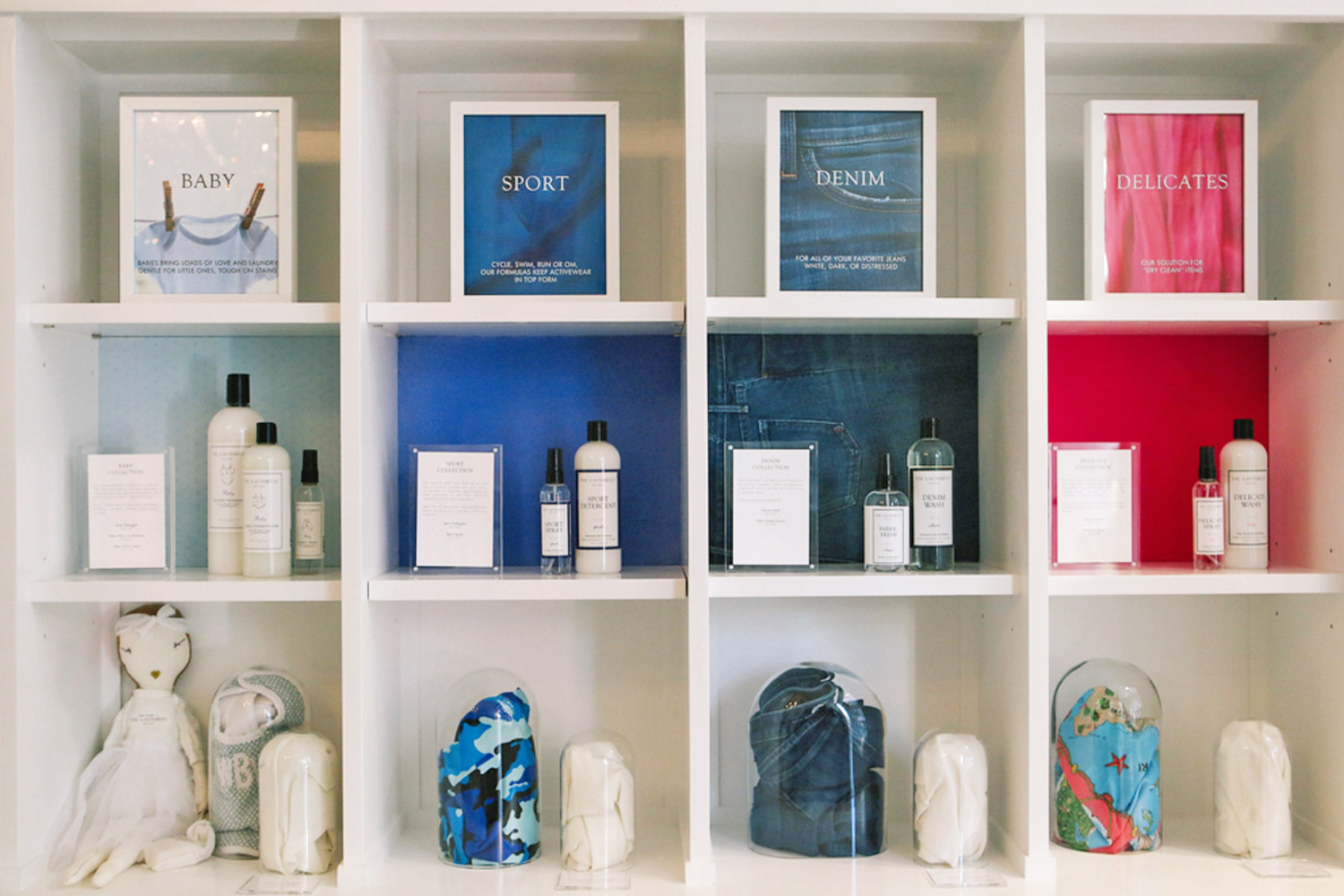 Talk Clean To Me: The Laundress Flagship Store Is Beyond Gorgeous