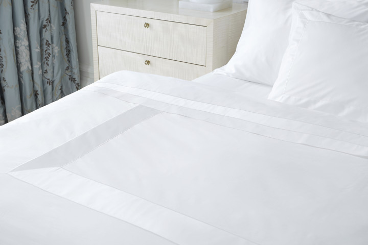 Hill House Home Bedding Gives You That Beautifully Luxe, Cloud-Like Feeling