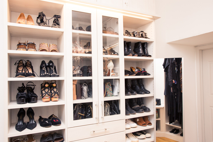 Slideshow: Huge East Village Closet Gets A Chic Update