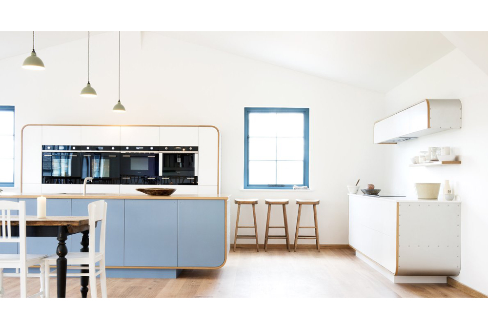 Not Sure If There's Ever Been A Sicker Kitchen Than Devol's Airstream-Inspired Air Kitchen