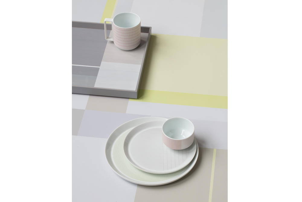 This Geometric Tabletop Collection By Scholten & Baijings Is Totes On Trend