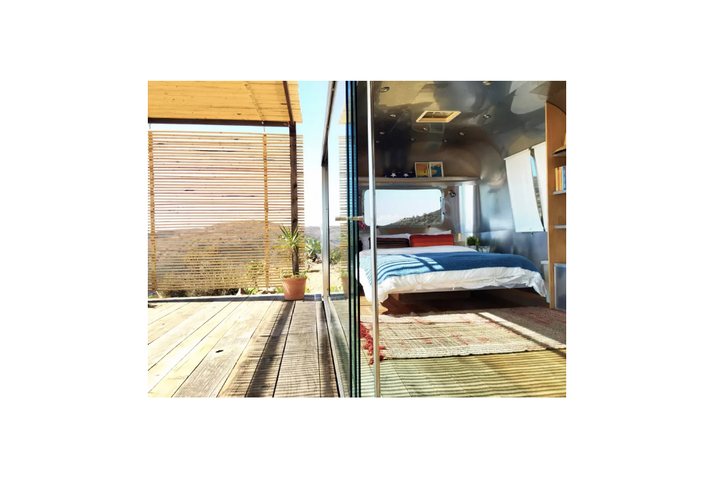 You Too Can Live The Dream In This Airstream On A Clifftop In Malibu